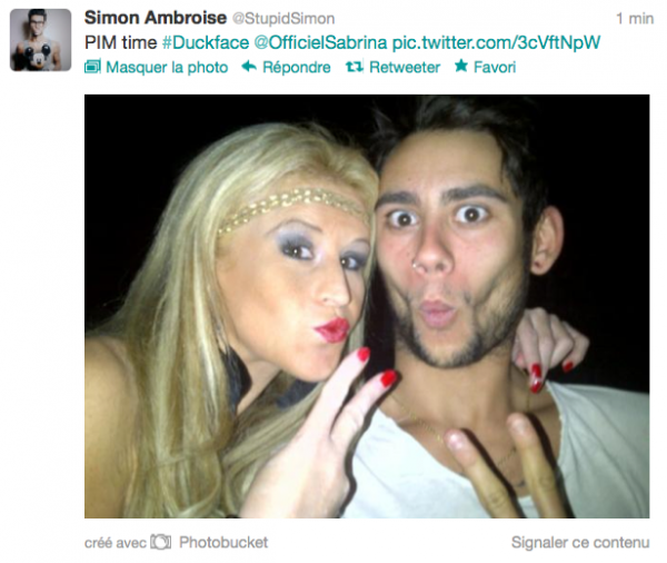 News twitter de Simon 24/06/12