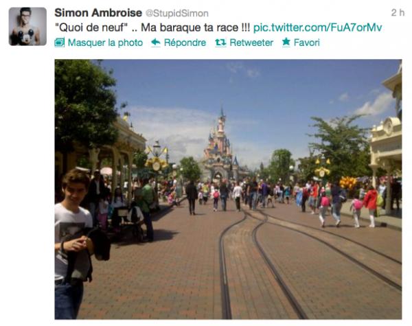 News twitter de Simon 25/06/12 suite