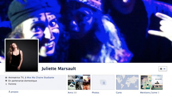 Photo profil FB Juliette 29/06/12