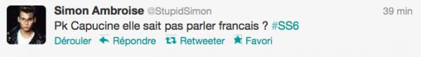 News twitter de Simon 04/07/12