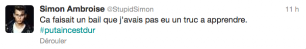 News twitter de Simon 12/07/12