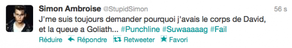 News twitter de Simon 06/08/12