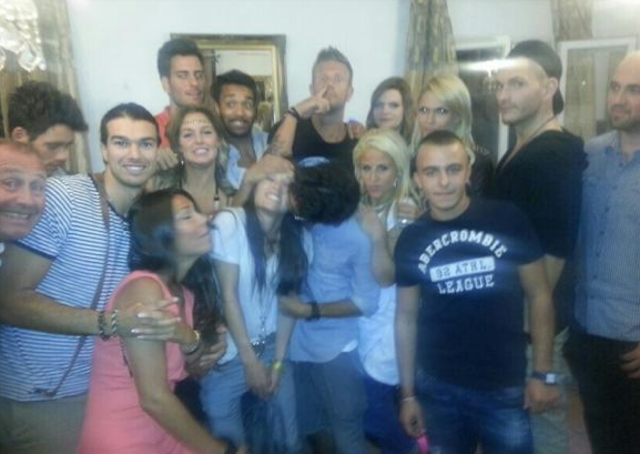 Photo simon anniversaire midou