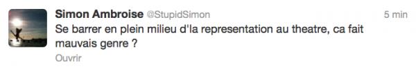 News twitter de Simon 20/09/12