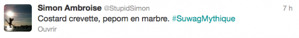 News twitter de Simon 03/10/12