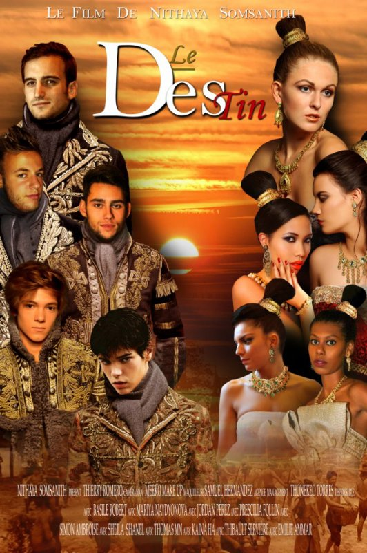 "Simon ""le destin"" un film de Nithaya Somsanith."