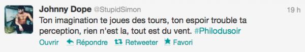 News twitter de Simon 11 et 12 /11/12
