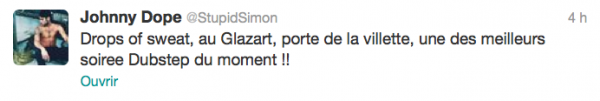 News twitter de Simon 23/11/12
