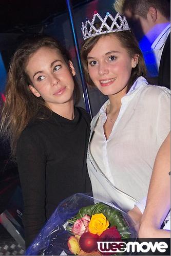 Juliette et Simon à la soirée charitative à Amiens