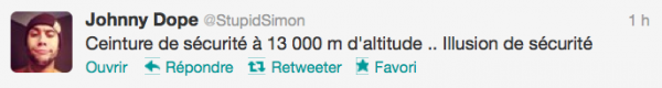 News twitter de Simon 30/12/12