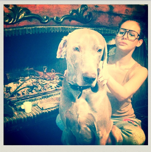 Photos Instagram (@realDuchesca) de Juliette (24.02)