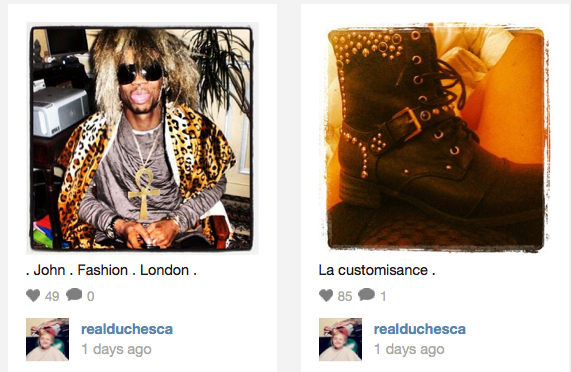 Instagram Juliette 09/04/13