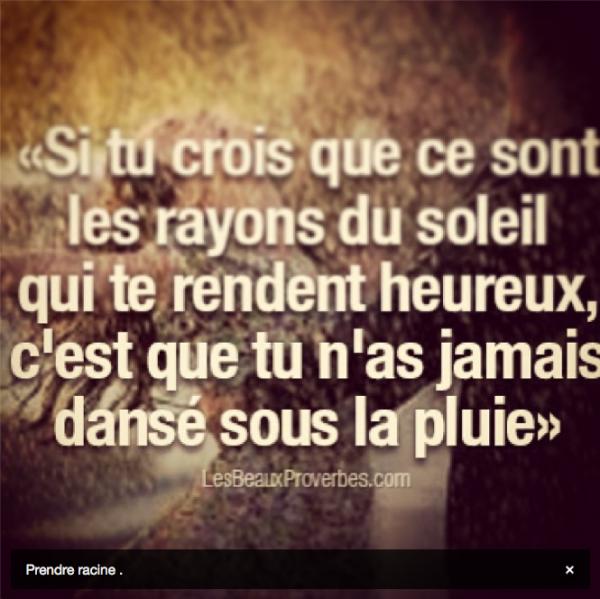 Photo instagram Juliette avril 2013