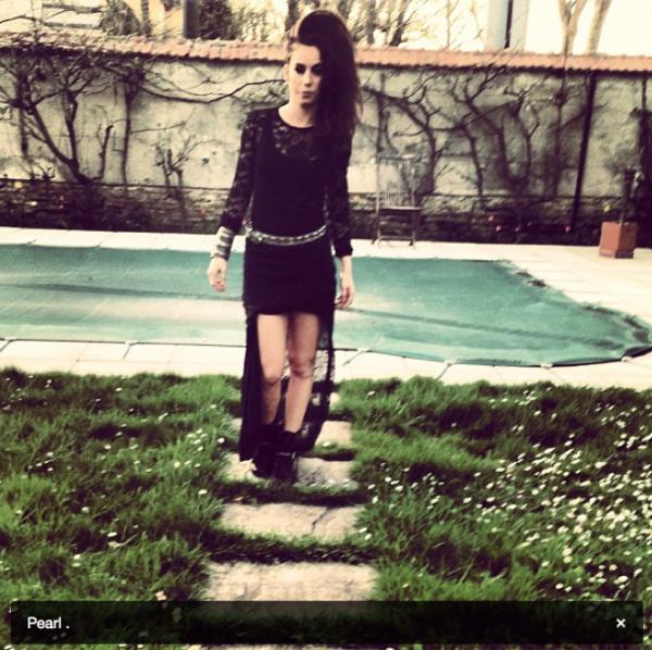 Photo instagram Juliette  14 avril 2013