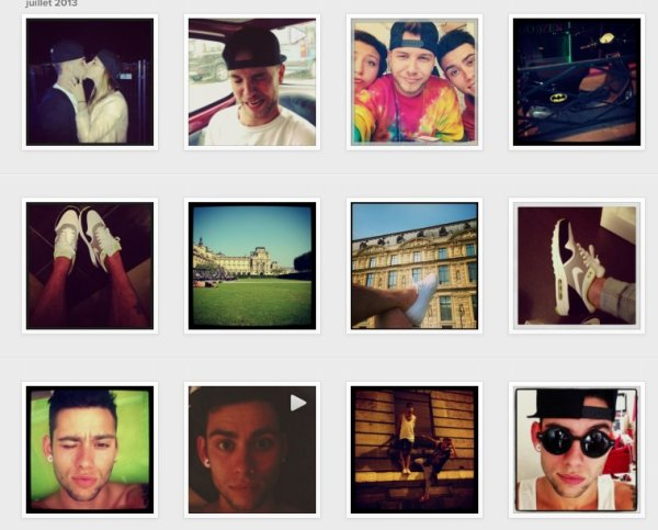 Instagram Simon