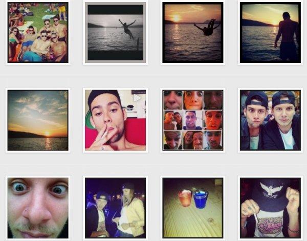Instagram Simon