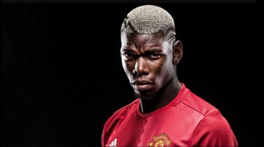 nuova maglia Manchester United Pogba 2017-2018