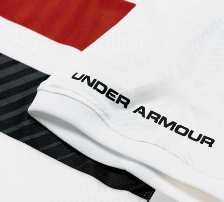 maglia del Sao Paulo 2017-2018 bianco