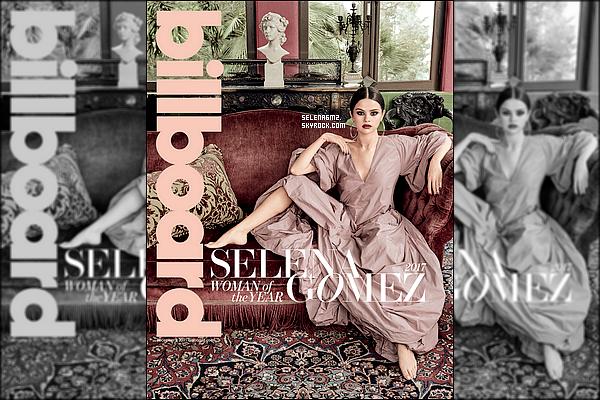 """○ Découvrez le photoshoot du Magazine """" Bilboard """" pour le Woman Of The Year pour 2017. J'aime beaucoup le shoot, Selly est magnifique mais j'aime pas trop son Make-Up. Je lui donne un Bof et Vous ?"""