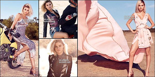 ○ Selena fait la couverture du Magazine Harper's Bazaar du mois de Mars 2018. J'aime beaucoup le shoot et la couverture, Selena est sublime dessus. Je lui donne un Top et Vous ?