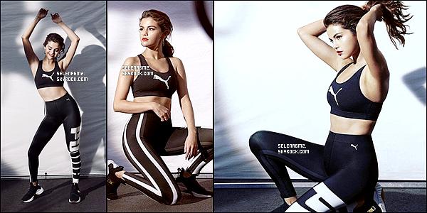 ○ Découvrez de nouvelle photos de Selena pour la marque PUMA. J'aime beaucoup les photos Selly est magnifique. Je lui un Top et Vous ?