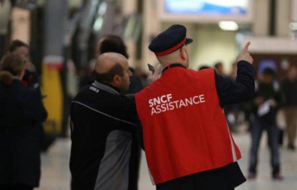 SNCF: Un syndicat engage une action de groupe pour discrimination envers les salariés handicapés