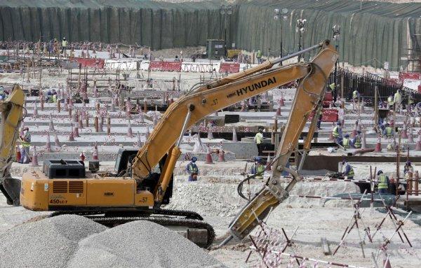 Mondial-2022: Le Qatar blanchi sur la question des ouvriers immigrés