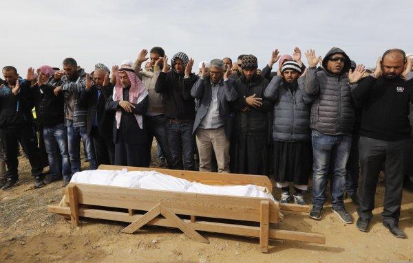Israël: Il n'y aura pas de poursuite contre un policier ayant tué un bédouin
