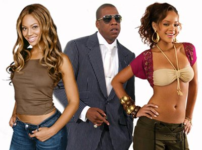 Beyoncé & Rihanna (2003)