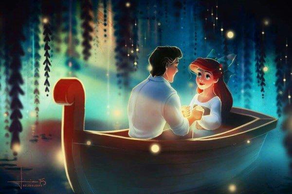 Scène Disney juste trop beau :3