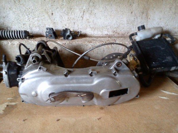 Néttoyage moteur