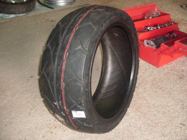 New pneu