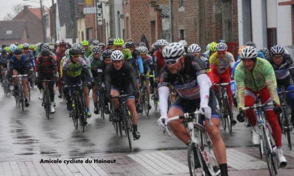 Course à Hensies du samedi 02 mars 2014