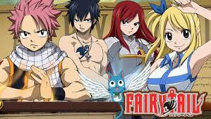 la groupe de fairy tail
