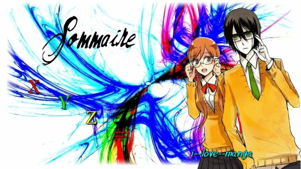 ♫ Sommaire ♪