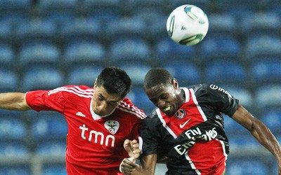 Benfica-PSG en images