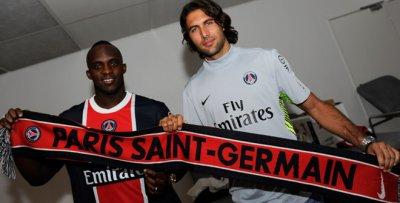 Sissoko et Sirigu au PSG c'est fait!
