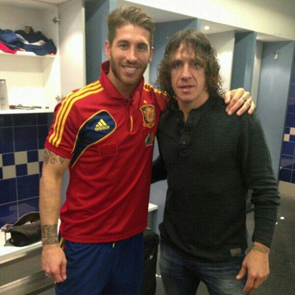 ¿Cuánto mide Sergio Ramos? - Altura - Real height 3141828632_1_2_IPATrVP7