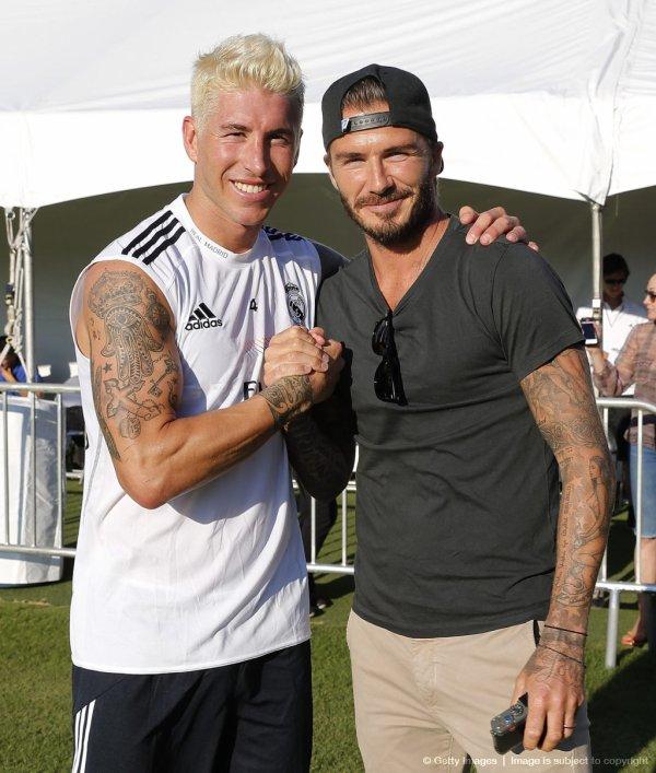 ¿Cuánto mide David Beckham? - Altura - Real height 3177138625_1_4_cj7ivuyl