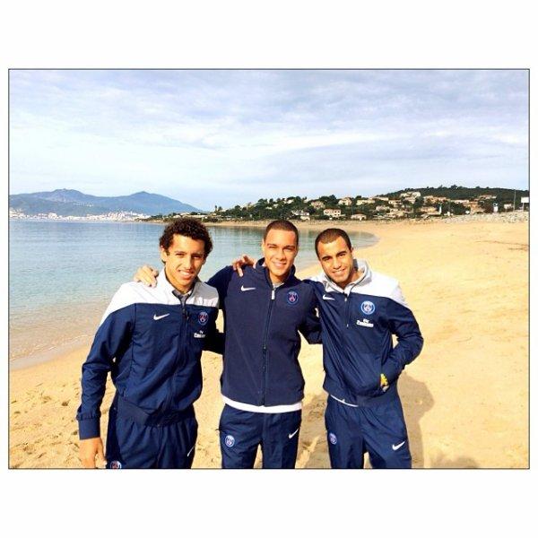 Lucas Moura Fiance: Lucas Moura Et Neymar