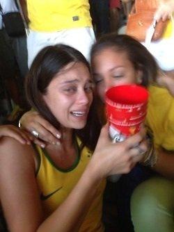 Clarice Alves et Isabella Silva lors du Match Bresil vs Chili