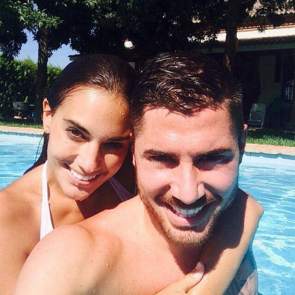Javi Garcia et Elena Gomez