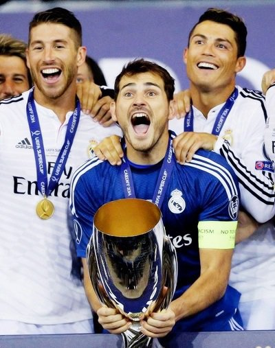 Real Madrid vs Seville 2-0