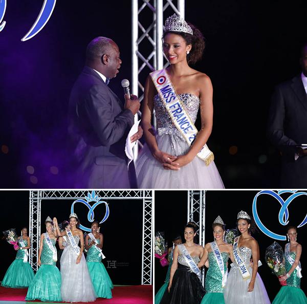 Miss Saint-Martin 2014 - Vacances et plage - Tahiti - Moment détente