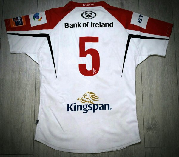 Maillot Ulster 2013