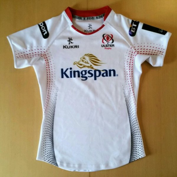 Maillot Ulster champions cup 2015/16