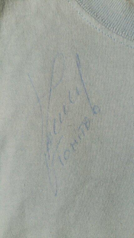 Tee shirt Usap signé Ovidiu Tonita