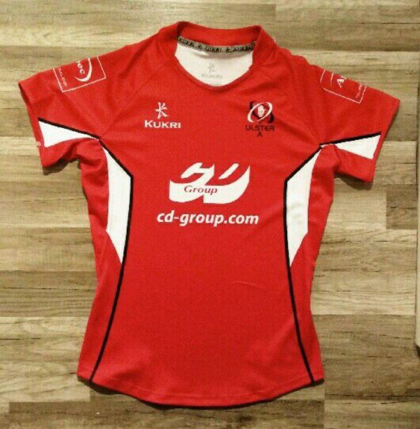Maillot Ulster A 2017/18