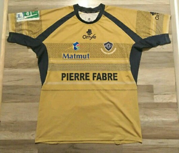 Maillot CO hcup 2010/11