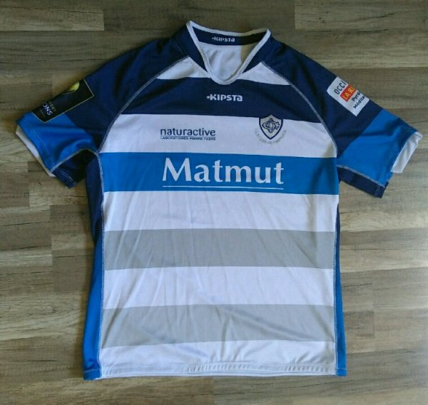 Maillot CO 2016/17 Champions Cup